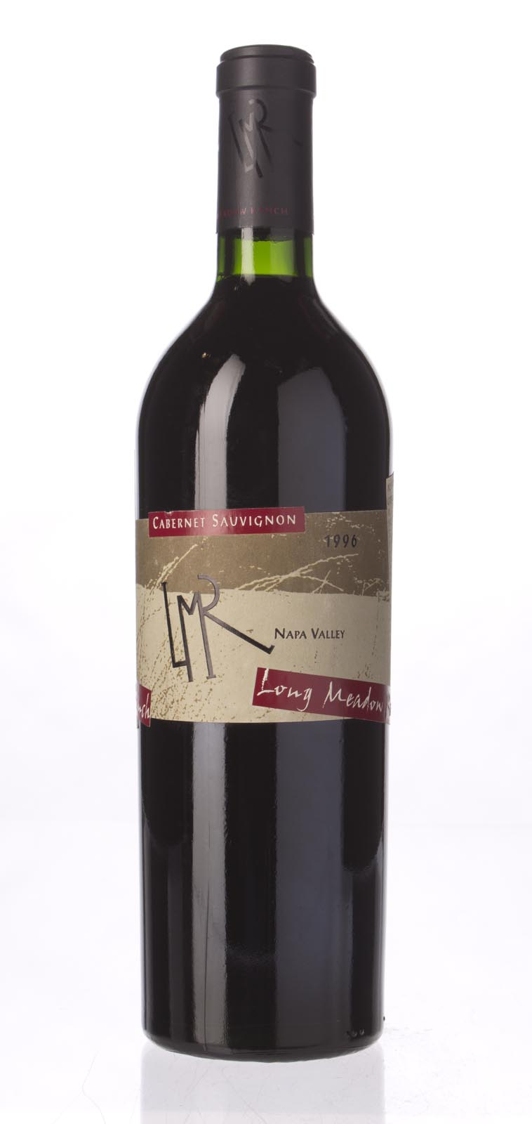 Long Meadow Ranch Cabernet Sauvignon 1996, 750mL () from The BPW - Merchants of rare and fine wines.