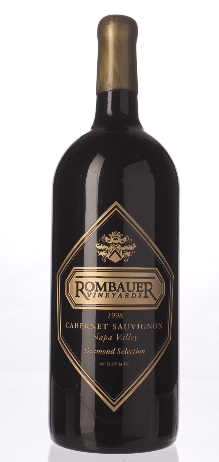 Rombauer Cabernet Sauvignon Napa Valley Diamond Selection 1998, 3L () from The BPW - Merchants of rare and fine wines.