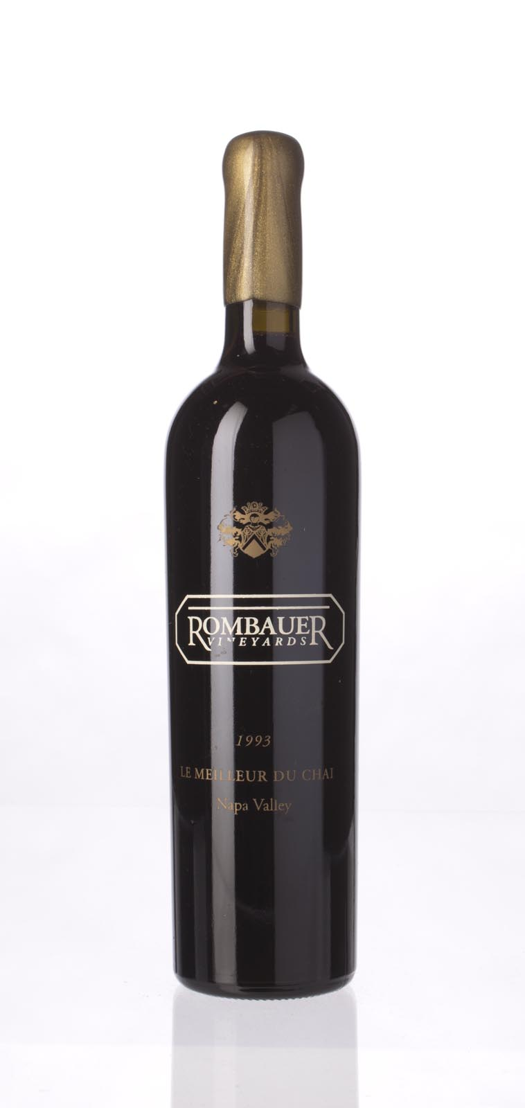 Rombauer Proprietary Red Le Meilleur de Chai 1993,  () from The BPW - Merchants of rare and fine wines.