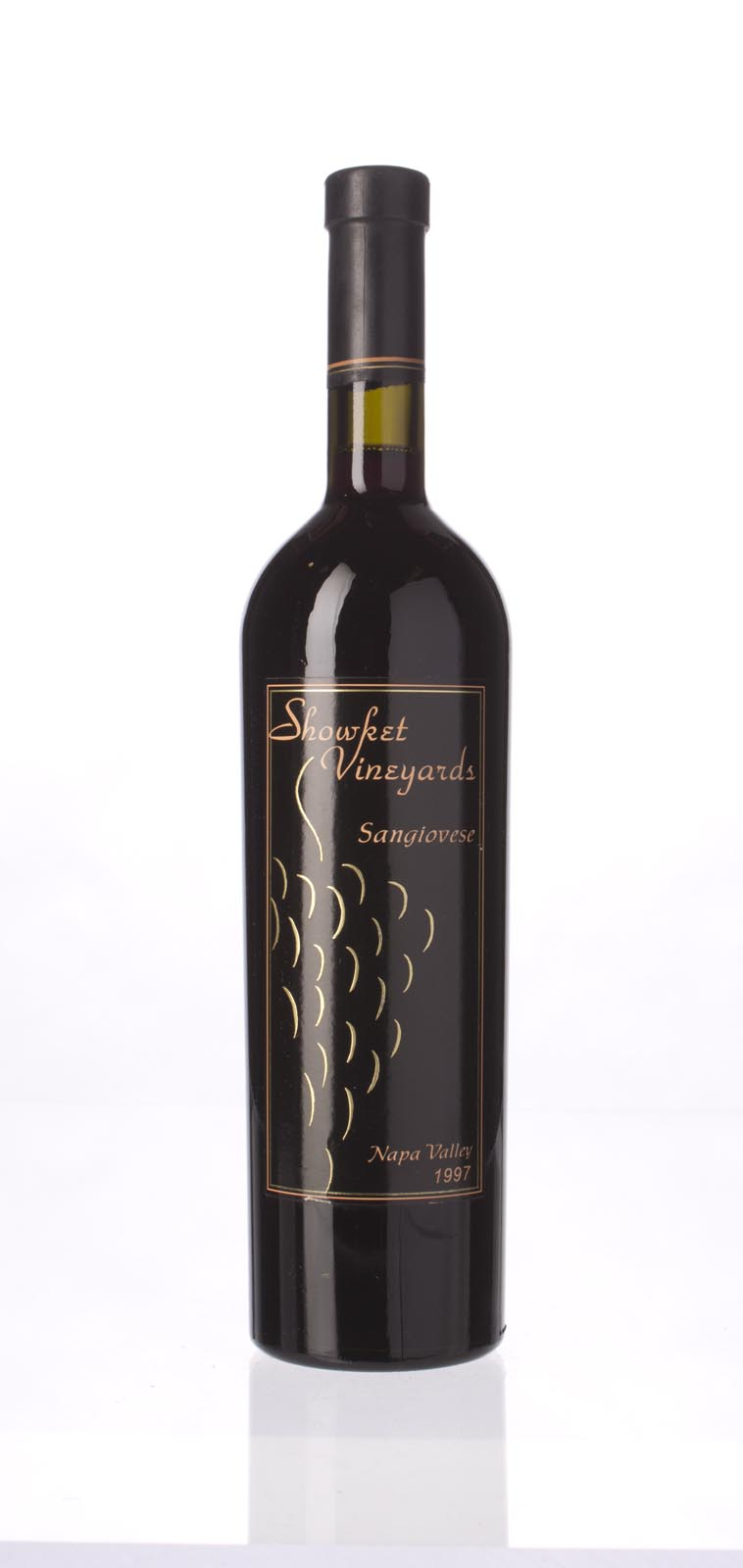 Showket Vineyards Sangiovese 1997, 750mL () from The BPW - Merchants of rare and fine wines.