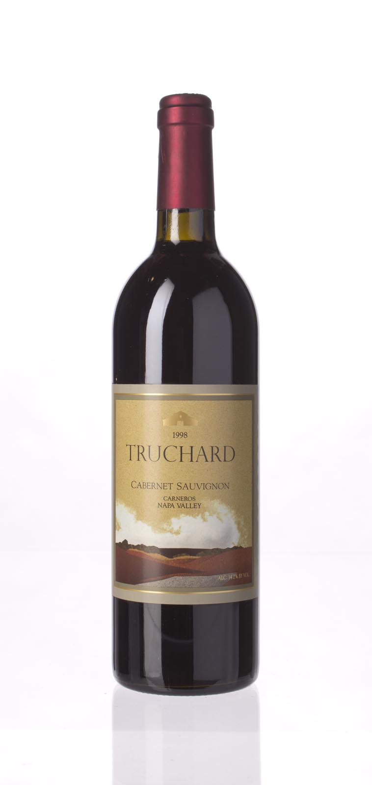 Truchard Cabernet Sauvignon Carneros 1998, 750mL () from The BPW - Merchants of rare and fine wines.