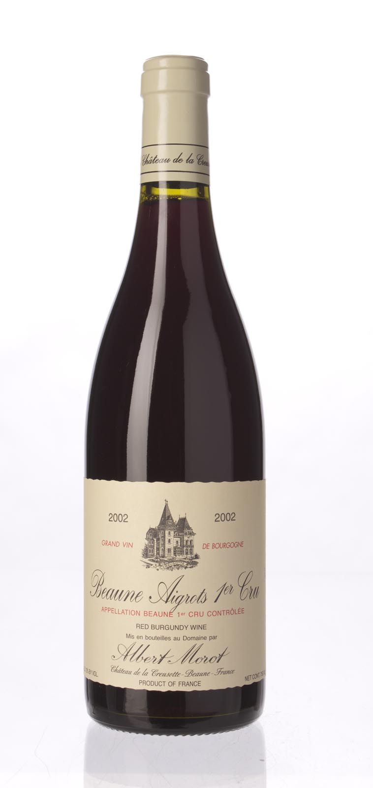 Albert Morot Beaune Aigrots 2002, 750mL () from The BPW - Merchants of rare and fine wines.