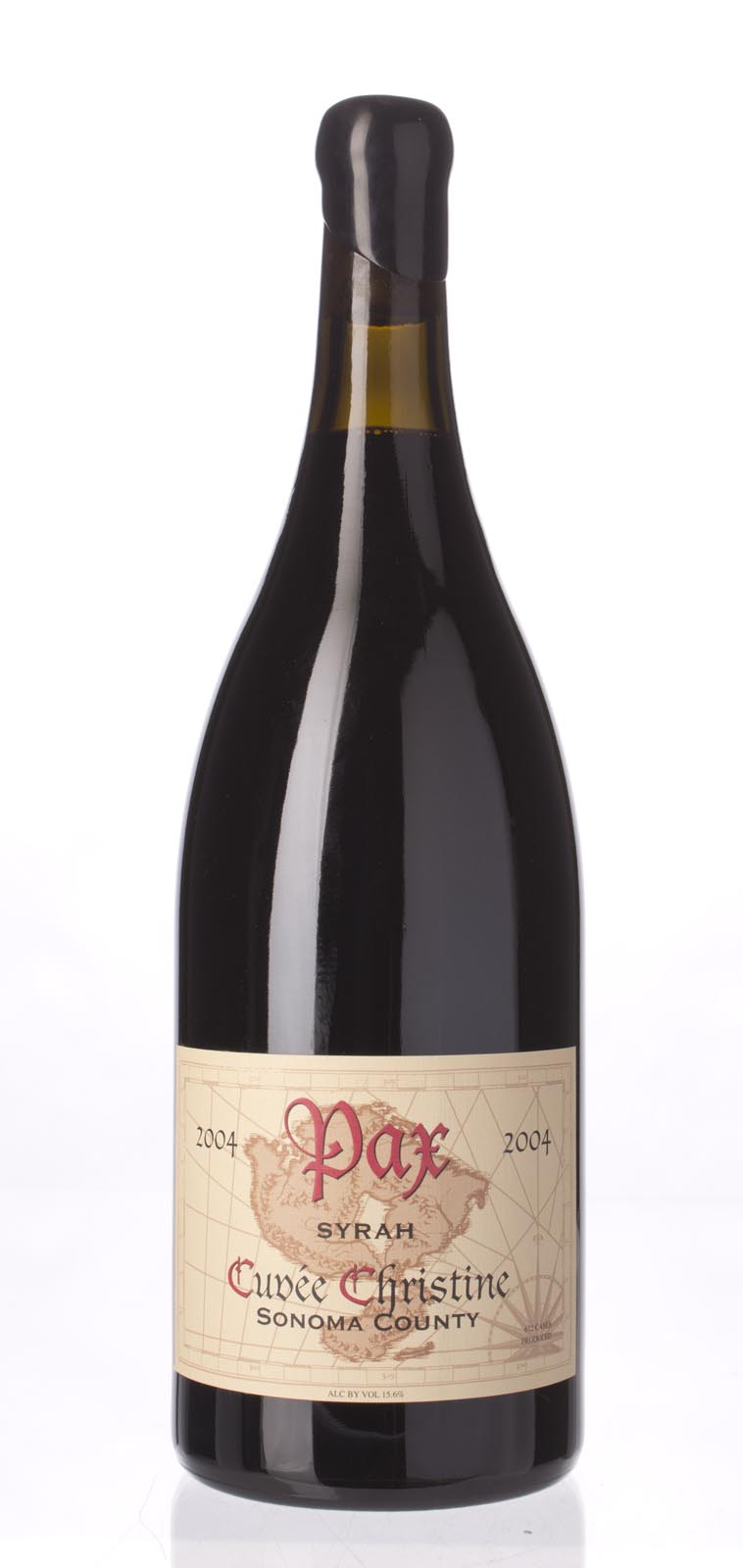 Pax Cellars Syrah Cuvee Christine 2004, 1.5L (WA90, ST91, WS91) from The BPW - Merchants of rare and fine wines.