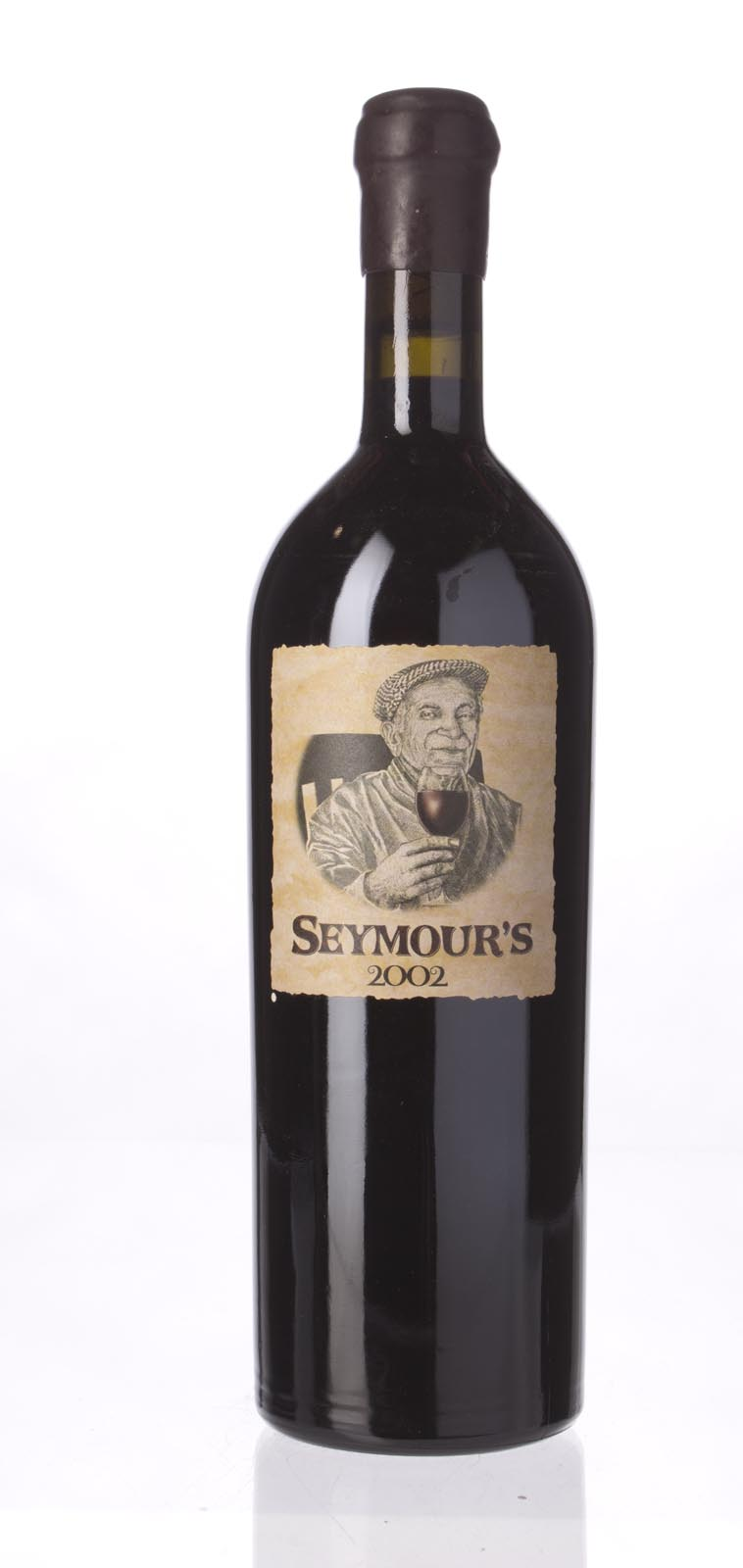 Alban Vineyards Syrah Seymour`s Vineyard 2002, 750mL (WA96, WS95) from The BPW - Merchants of rare and fine wines.