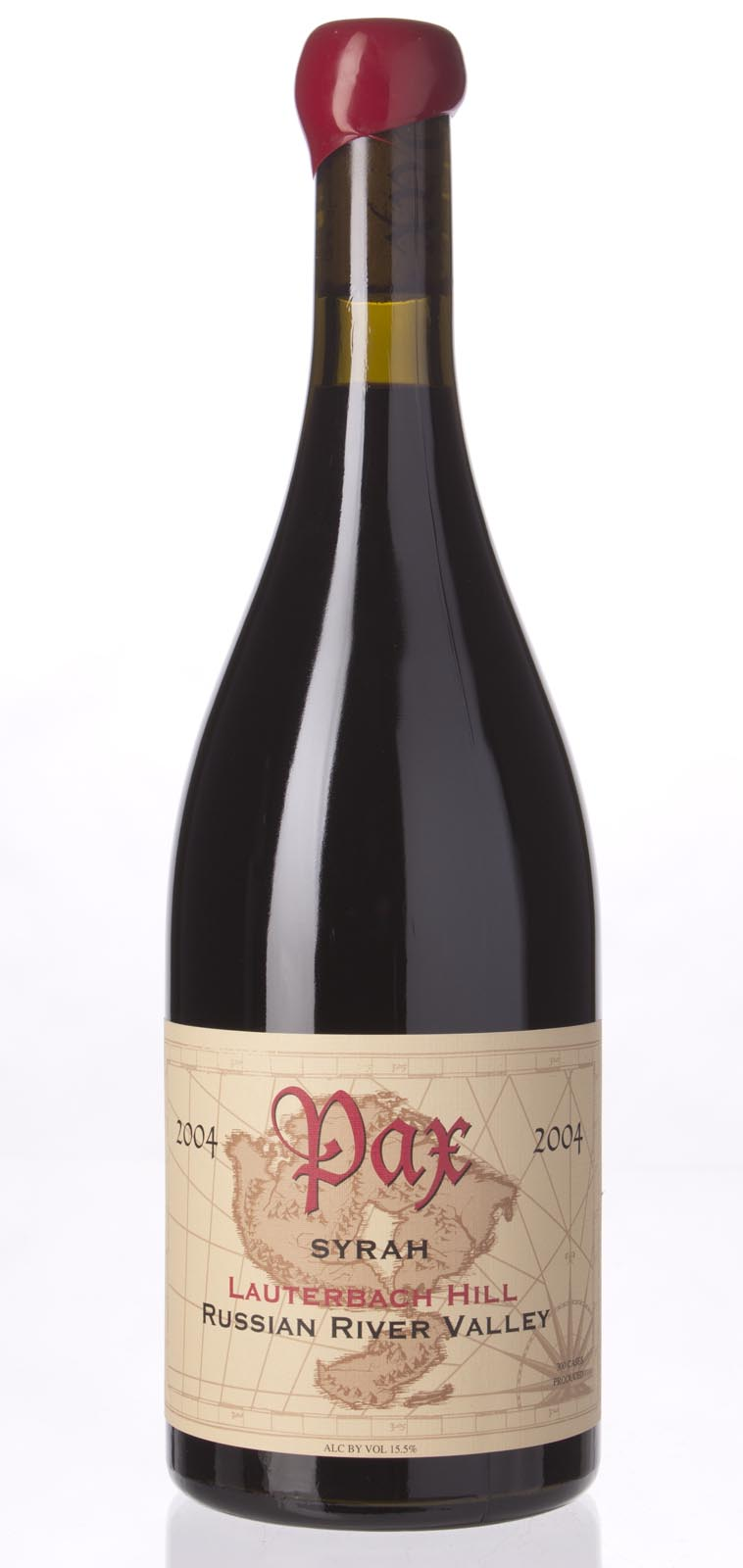 Pax Cellars Syrah Lauterbach Hill 2004, 750mL (WA94) from The BPW - Merchants of rare and fine wines.