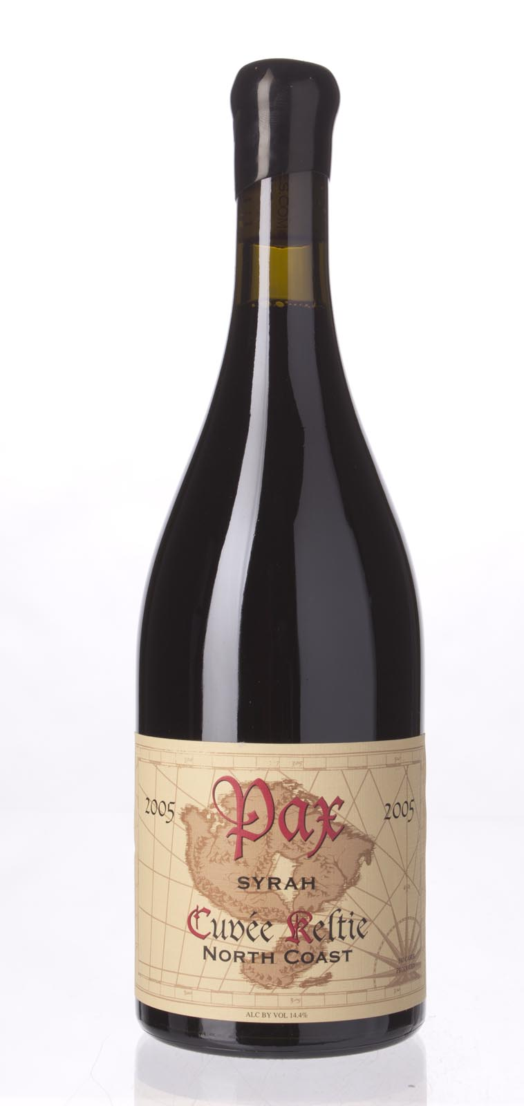 Pax Cellars Syrah Cuvee Keltie 2005, 750mL (ST93) from The BPW - Merchants of rare and fine wines.