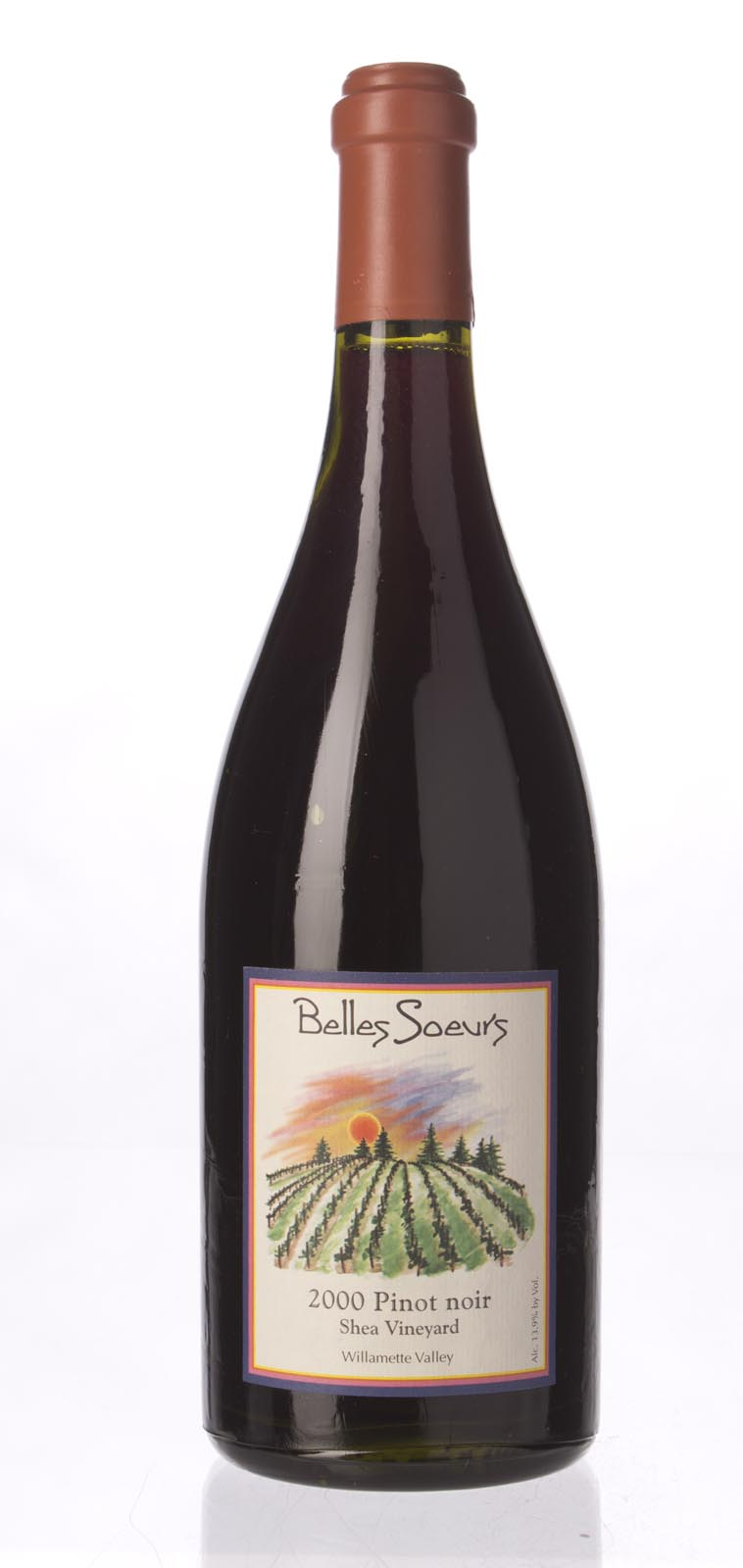 Beaux Freres Pinot Noir Belles Soeurs 2000, 750mL () from The BPW - Merchants of rare and fine wines.