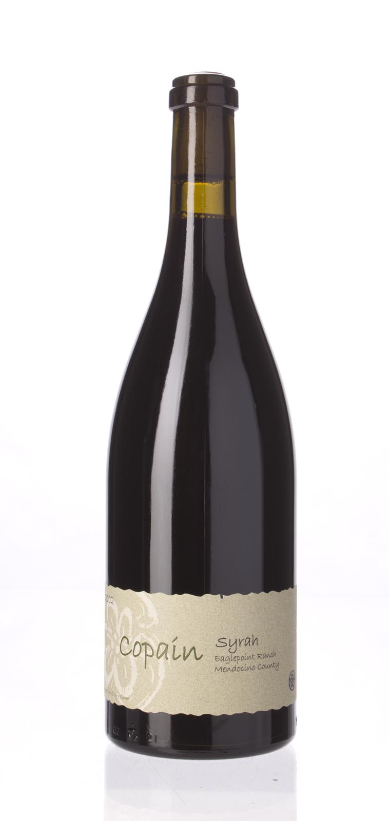 Copain Wines Syrah Eaglepoint Ranch 2002, 750mL (WA90, ST91+) from The BPW - Merchants of rare and fine wines.