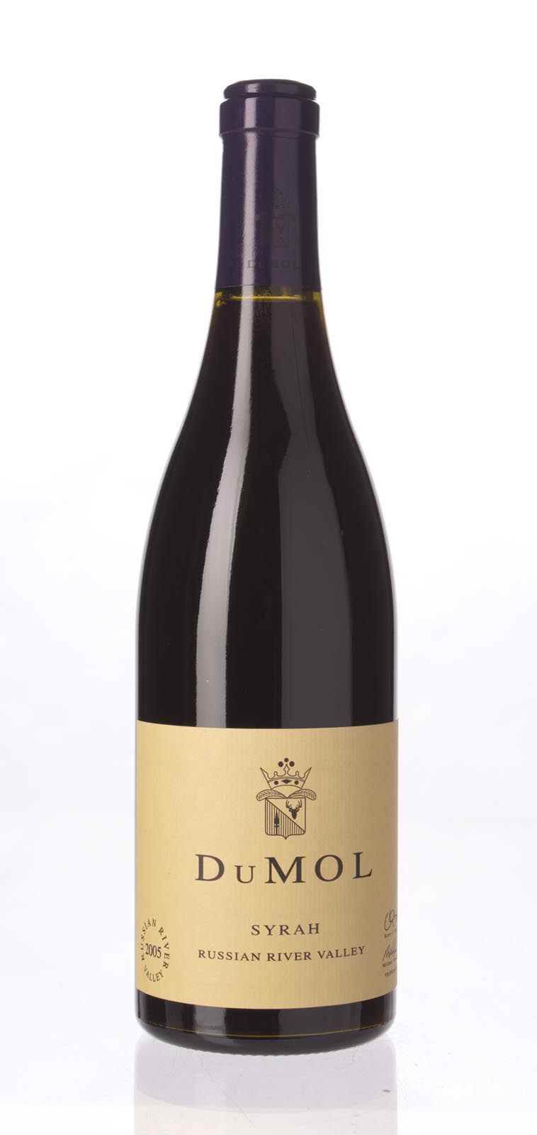DuMol Syrah Russian River Valley 2005, 750ml (WA90-93, WS91) from The BPW - Merchants of rare and fine wines.