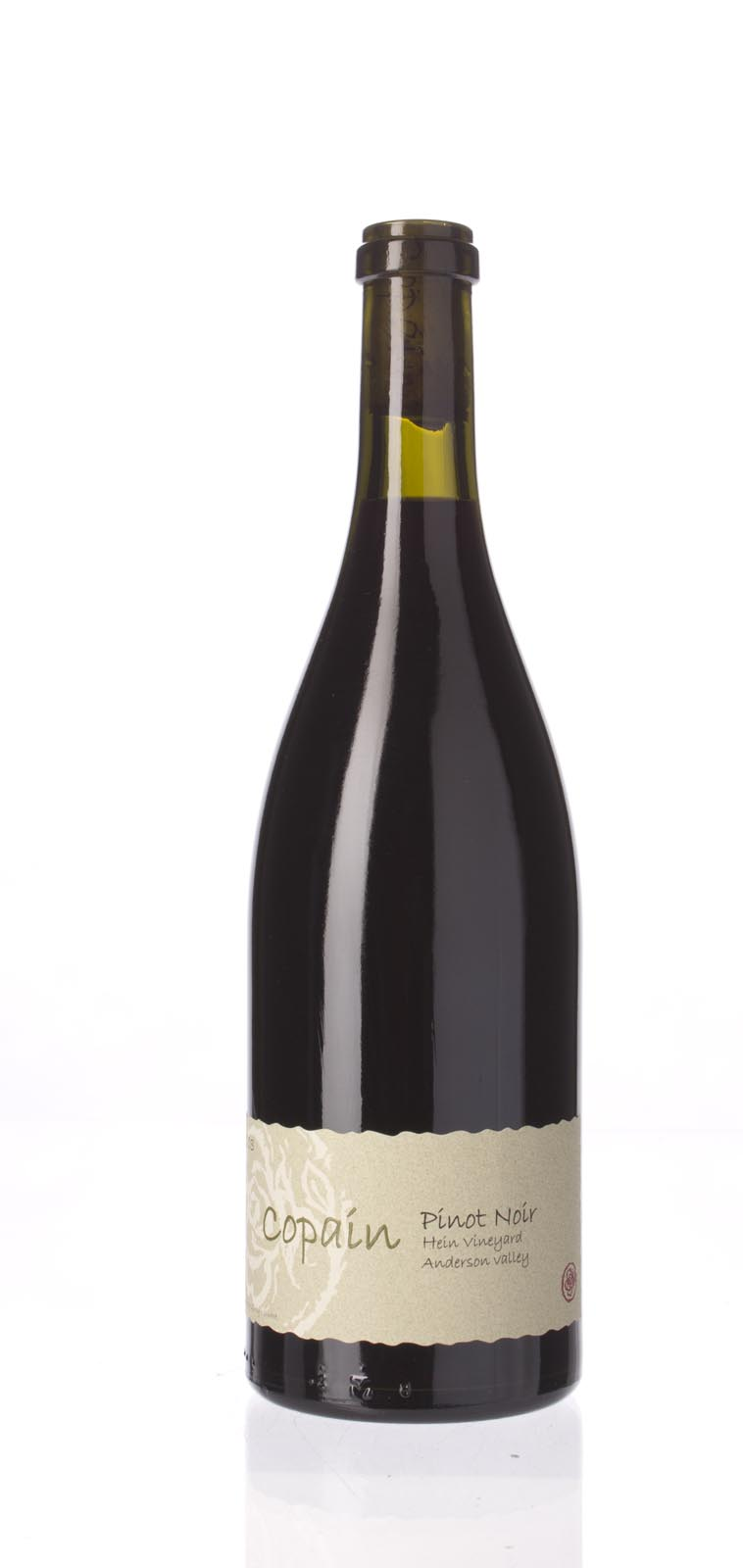 Copain Wines Pinot Noir Hein Vineyard 2003, 750mL () from The BPW - Merchants of rare and fine wines.