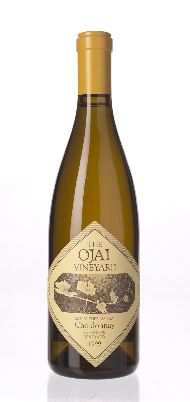 The Ojai Vineyard Chardonnay Clos Pepe Vineyard 1999, 750mL () from The BPW - Merchants of rare and fine wines.
