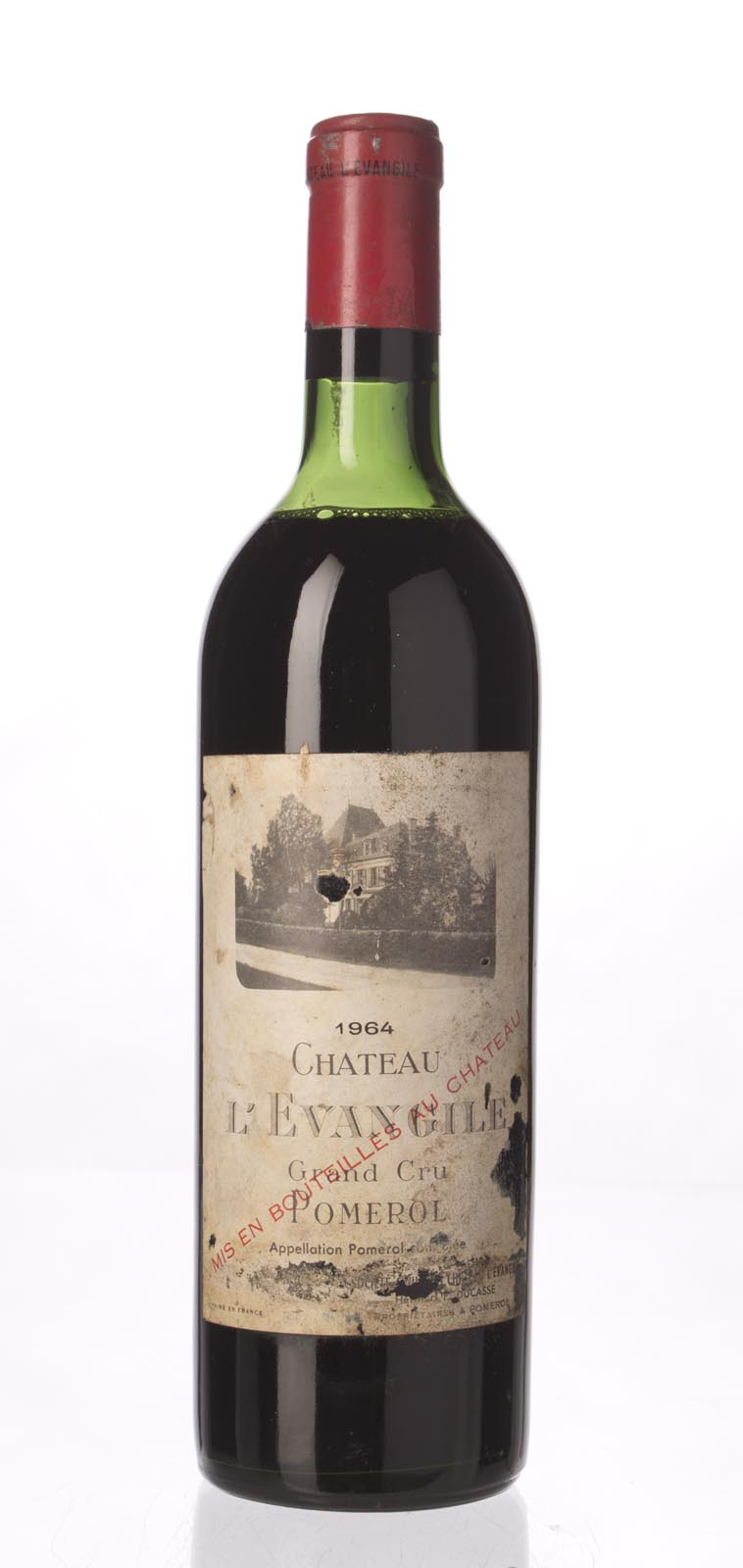 L`Evangile 1964, 750mL () from The BPW - Merchants of rare and fine wines.