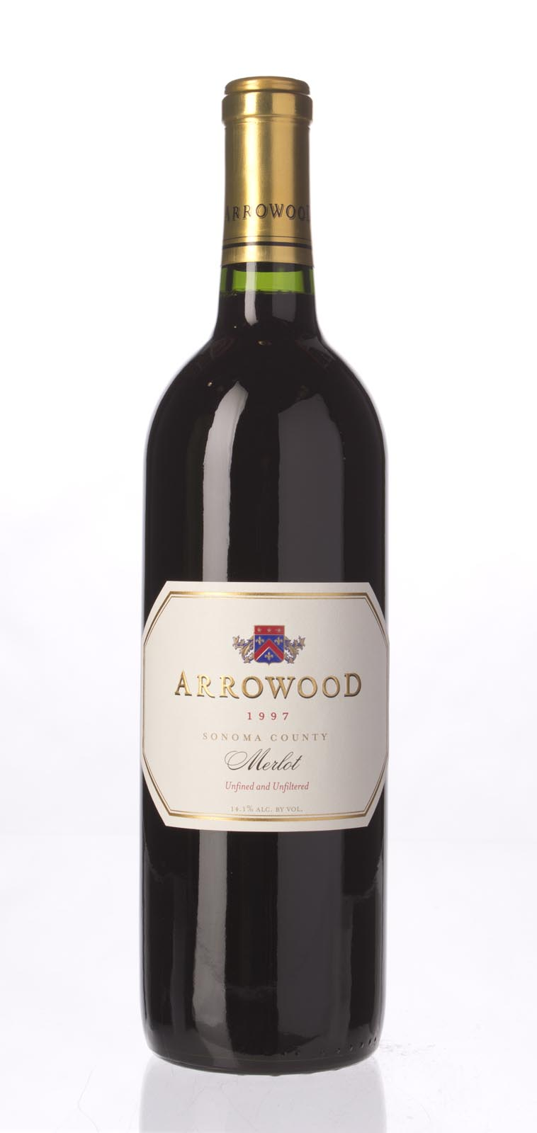 Arrowood Merlot Sonoma County 1997, 750mL (WA88) from The BPW - Merchants of rare and fine wines.