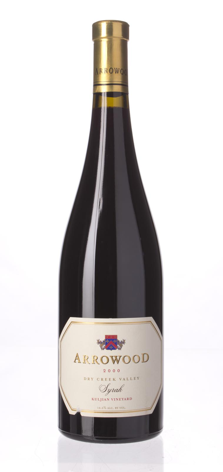 Arrowood Syrah Kuljian Vineyard 2000,  () from The BPW - Merchants of rare and fine wines.