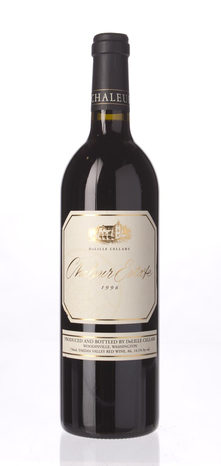 Delille Cellars Proprietary Red Chaleur Estate 1996, 750mL () from The BPW - Merchants of rare and fine wines.