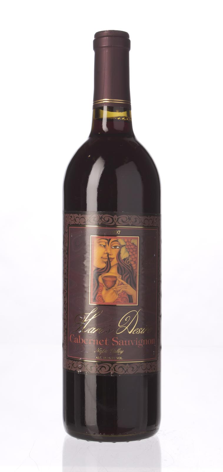 Hart`s Desire Cabernet Sauvignon Napa Valley 1997, 750mL () from The BPW - Merchants of rare and fine wines.