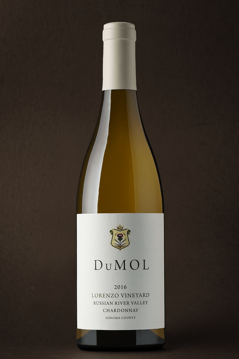 Lorenzo Vineyard Chardonnay (debut single vineyard bottling)  - DuMOL