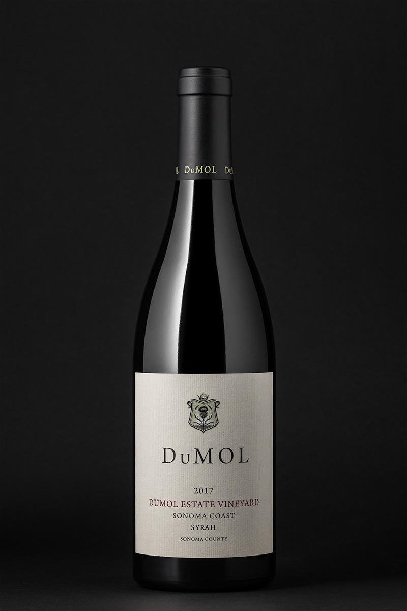 DuMOL Estate Vineyard Syrah (formerly Jack Robert's Run)  - DuMOL