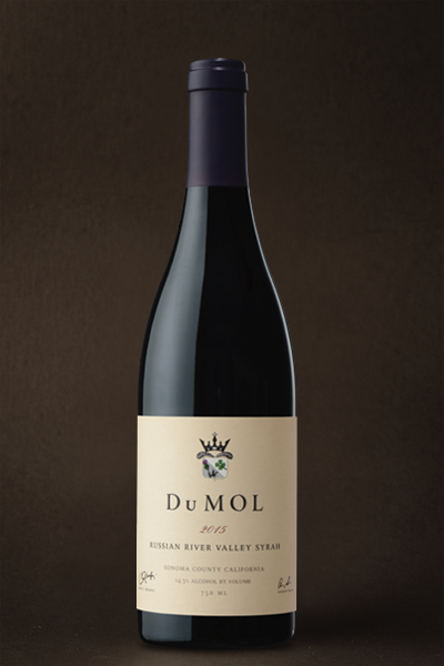 Russian River Valley Syrah  - DuMOL