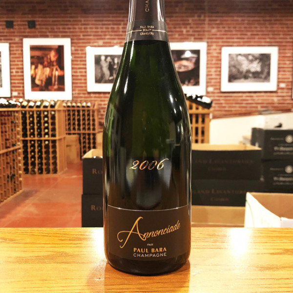 "2006 Brut <em>Grand Cru</em> ""Annonciade"" Paul Bara"