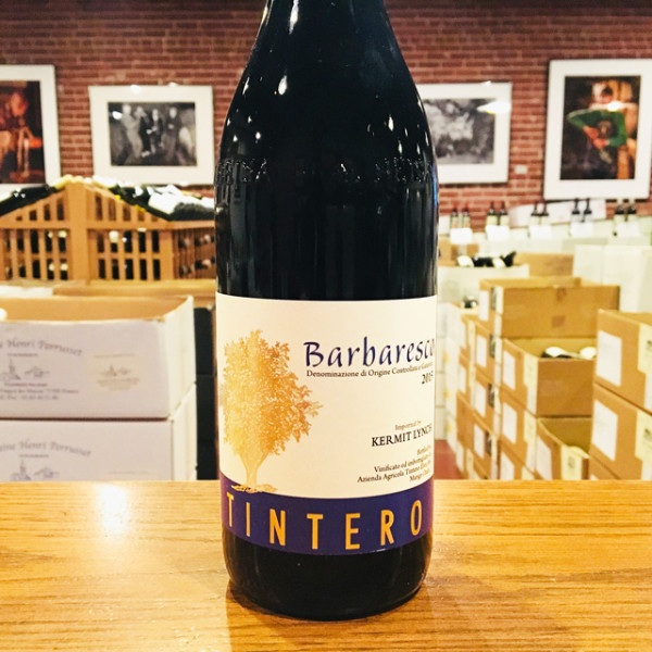 2017 Barbaresco Elvio Tintero
