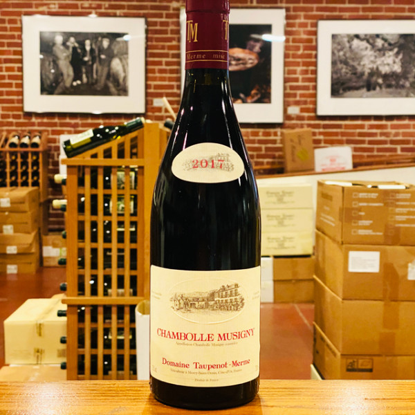 2017 Chambolle Musigny Domaine Taupenot-Merme