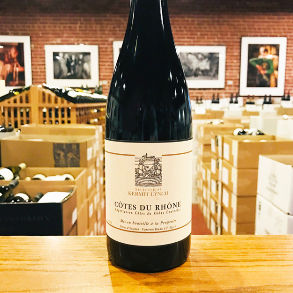 2019 Côtes du Rhône Selected by Kermit Lynch
