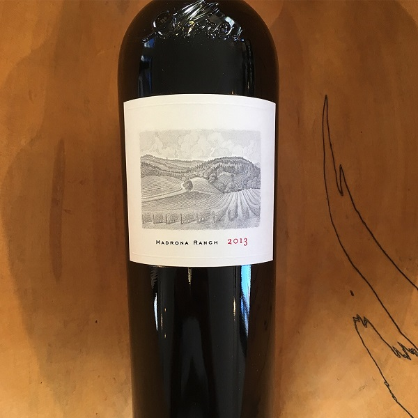 Abreu 'Madrona Ranch' Red 2013 Howell Mountain - K. Laz Wine Collection