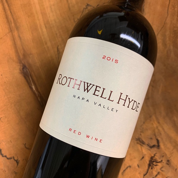 Abreu Vineyards Rothwell Hyde Cabernet Sauvignon 2015 - K. Laz Wine Collection