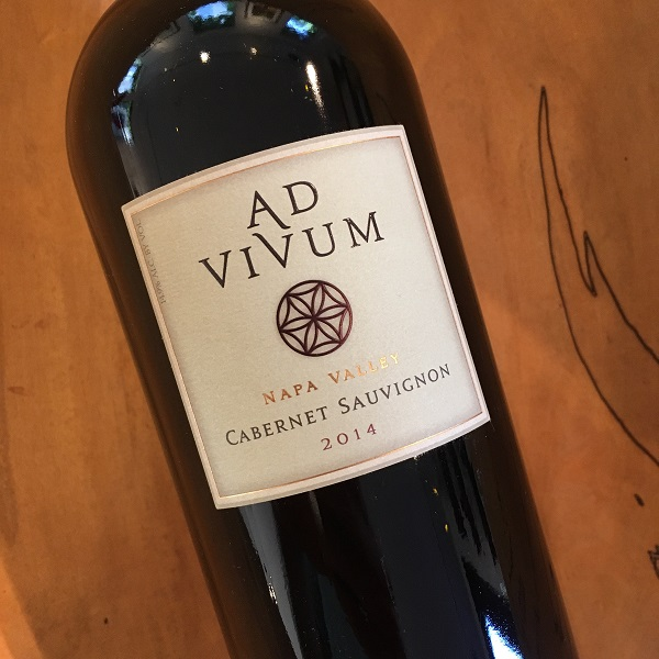 Ad Vivum  'Sleeping Lady Vineyard' Cabernet Sauvignon 2014 - K. Laz Wine Collection