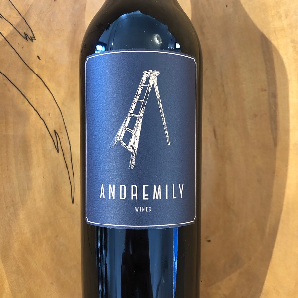 Andremily No. 5 Syrah 2016 - K. Laz Wine Collection
