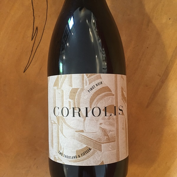 Antica Terra  'Coriolis' Pinot Noir 2015 - K. Laz Wine Collection