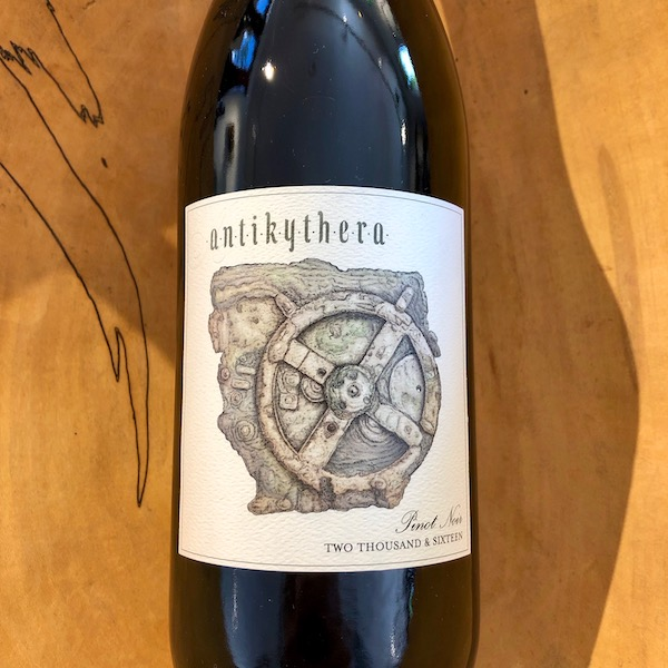 Antica Terra 'Antikythera' Pinot Noir 2016 - K. Laz Wine Collection