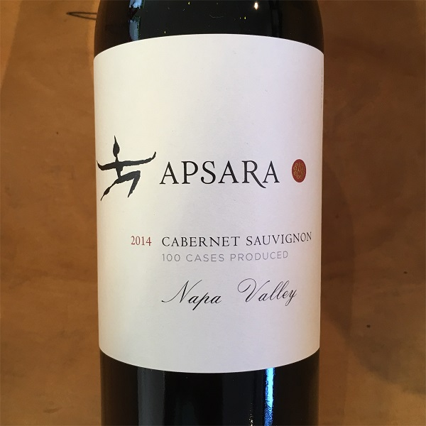 Apsara Cabernet Sauvignon 2014 Napa Valley - K. Laz Wine Collection