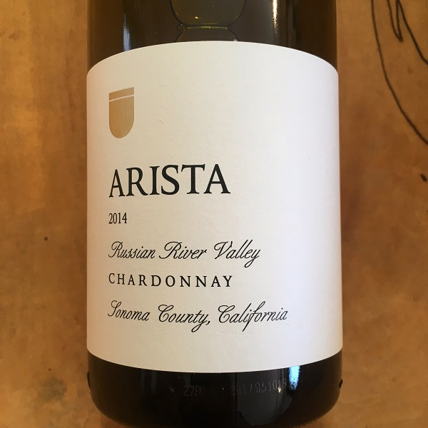 Arista 'Russian River Valley' Chardonnay 2014 Russian River Valley - K. Laz Wine Collection