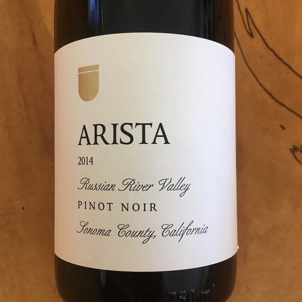 Arista 'Russian River Valley' Pinot Noir 2014 Russian River Valley - K. Laz Wine Collection