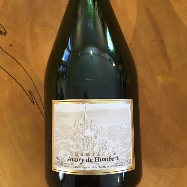 Aubry de Humbert Brut 2008  Champagne - K. Laz Wine Collection