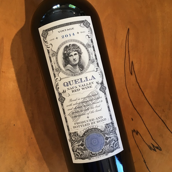 BOND  'Quella' Red 2014 - K. Laz Wine Collection