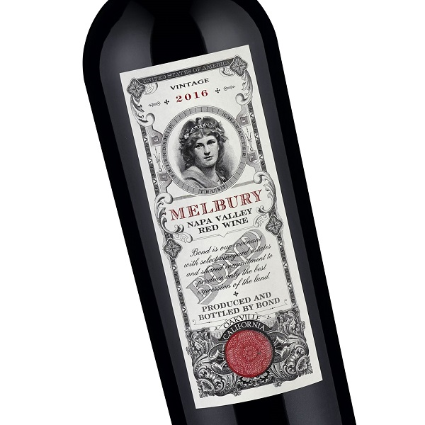 BOND Melbury Red 2016 - K. Laz Wine Collection