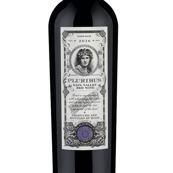 BOND Pluribus Red 2016 - K. Laz Wine Collection