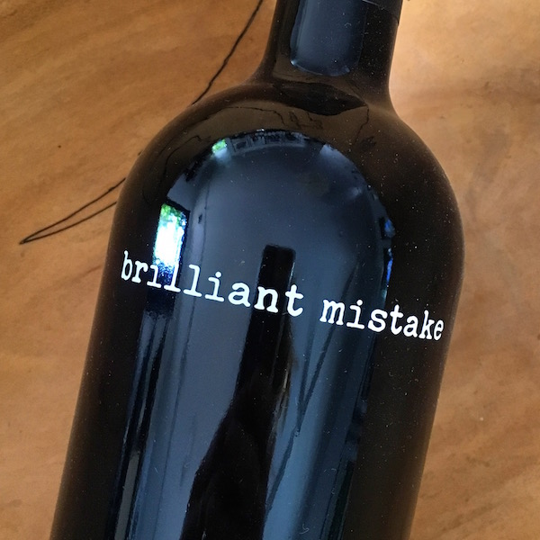Brilliant Mistake Cabernet Sauvignon 2014 Napa Valley - K. Laz Wine Collection
