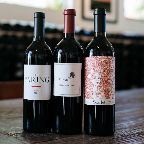 Ultimate Gift for the Cabernet Lover 3-Pack - K. Laz Wine Collection