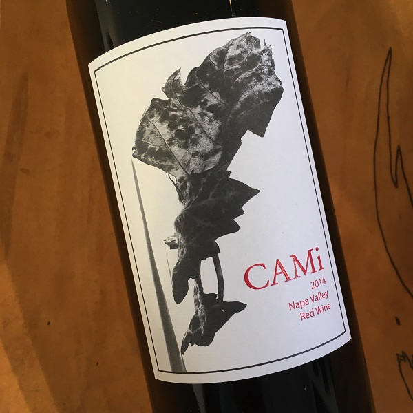 CAMi Estate Red 2014 Calistoga - K. Laz Wine Collection