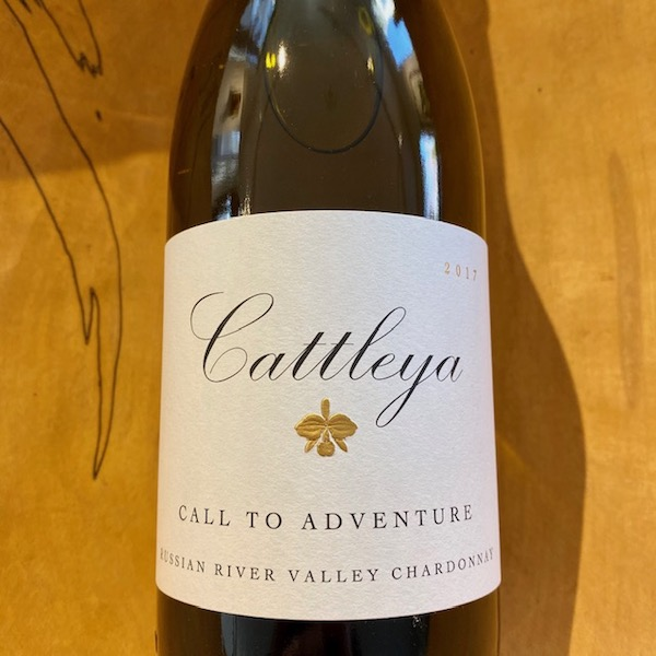 Cattleya 'Call to Adventure' Chardonnay 2017 - K. Laz Wine Collection