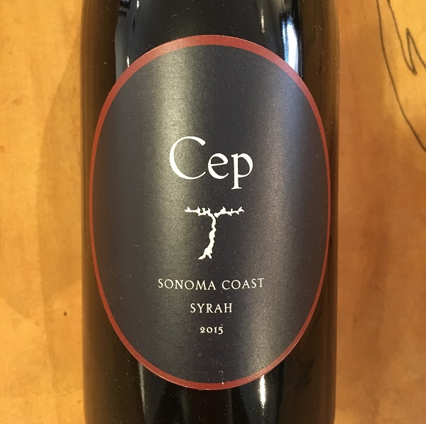 Peay 'CEP' Syrah 2015  - K. Laz Wine Collection
