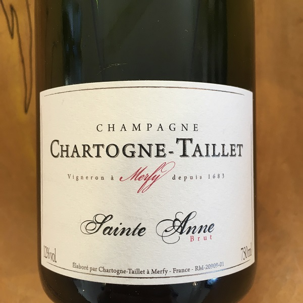 Chartogne-Taillet 'Sainte Anne' Brut NV Champagne - K. Laz Wine Collection