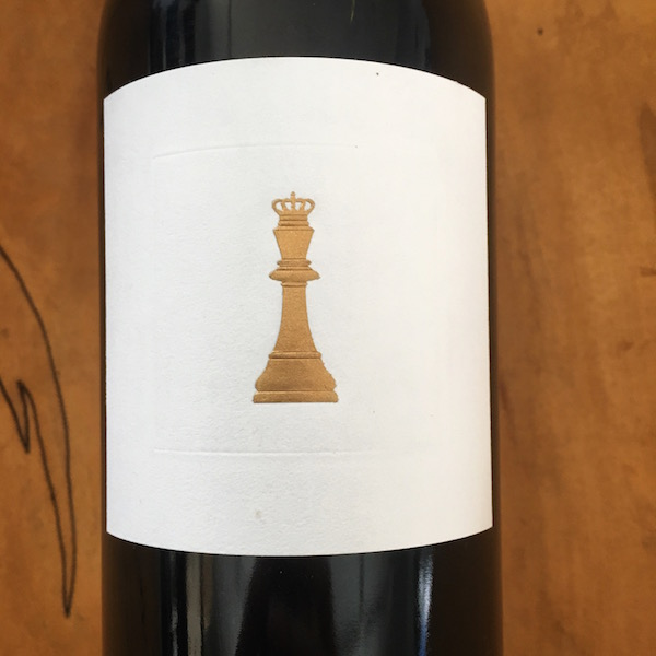 Checkerboard Kings Row Cabernet Sauvignon 2013  Napa Valley - K. Laz Wine Collection