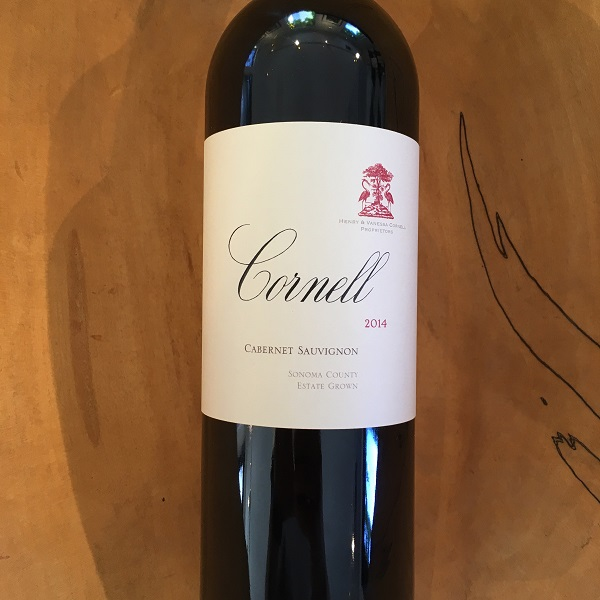 Cornell  Cabernet Sauvignon 2014 - K. Laz Wine Collection
