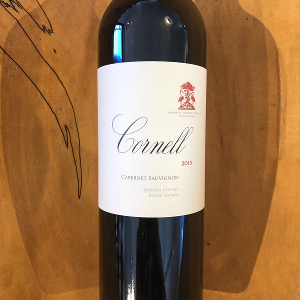 Cornell  Cabernet Sauvignon 2015 - K. Laz Wine Collection