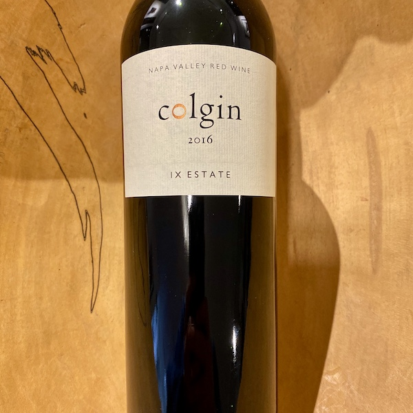 Colgin 'IX Estate' Red 2016 - K. Laz Wine Collection